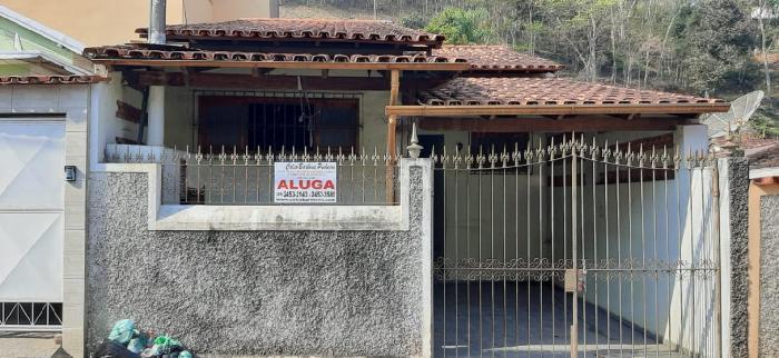 Aluguel De Casa Comercial Ou Residencial No Benfica Em Valença-RJ